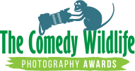 Comedy Wildlife Photography Awards Logo