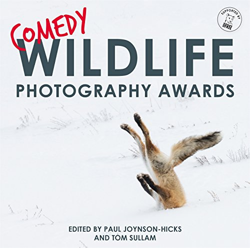Comedy Wildlife Awards Book