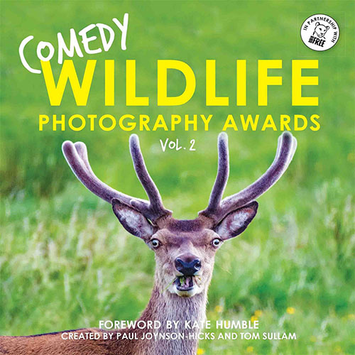 Comedy Wildlife Awards Book vol 2